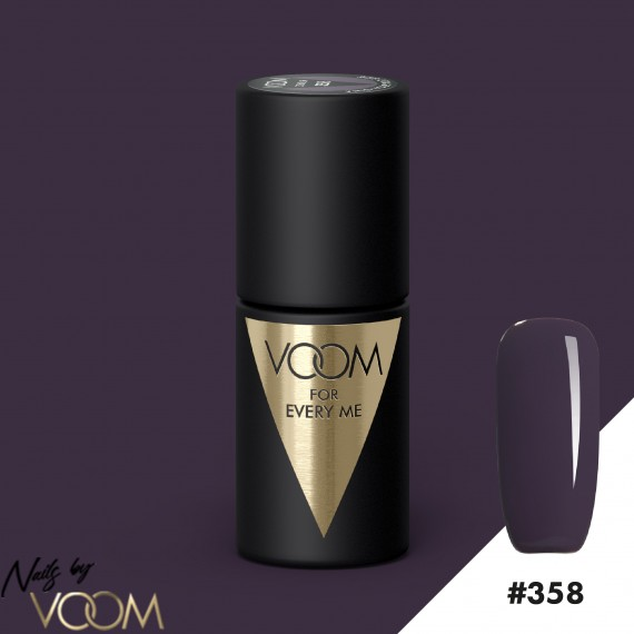VOOM 358 UV Gél Lak Find Your Wild Side
