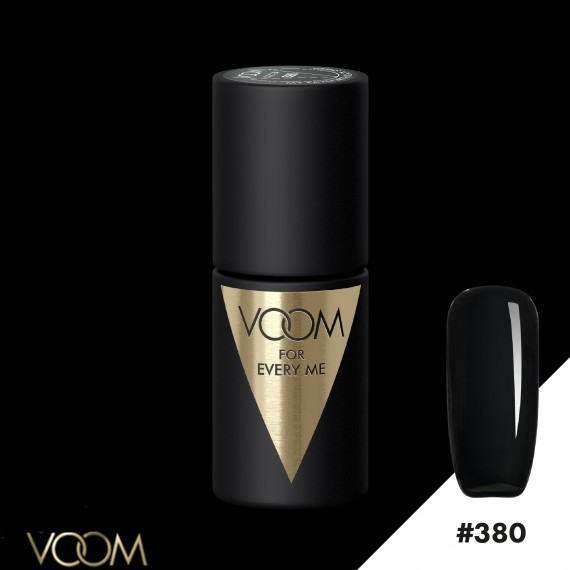 VOOM 380 UV Gél Lak My Favourite Black Sheep