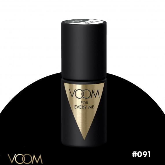 VOOM 91 UV Gél Lak No Wipe Top Coat