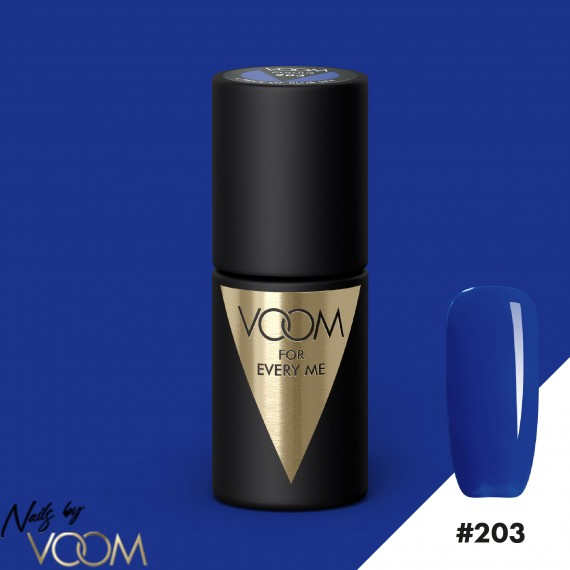 VOOM 203 UV Gél Lak A Piece of Blue Sky