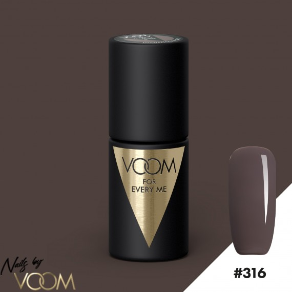 VOOM 316 UV Gél Lak Downtown Girl